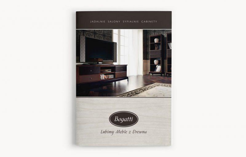 Arts Meritum bogatti folder reklamowy 1