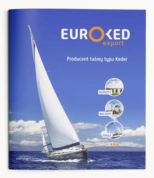 Euroked Export – Ulotka reklamowa
