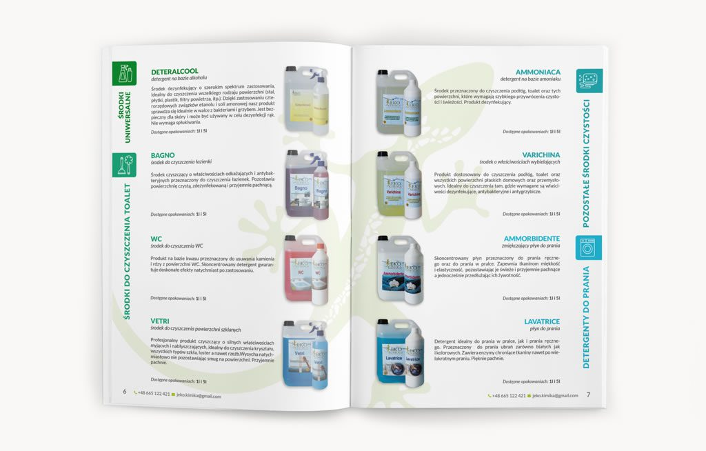 Arts Meritum jeko kimika folder reklamowy 3