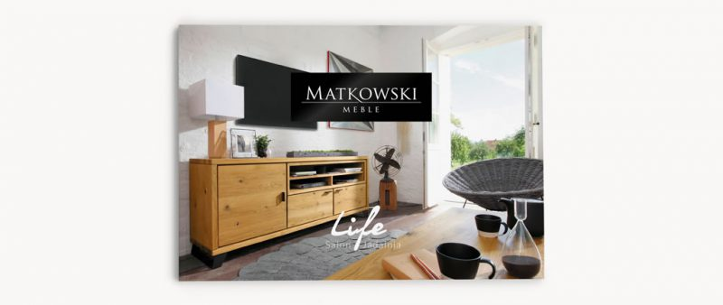 Arts Meritum matkowski life ulotka reklamowa 1
