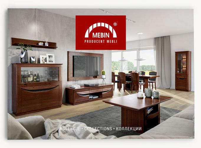 Mebin – Katalog mebli Modern