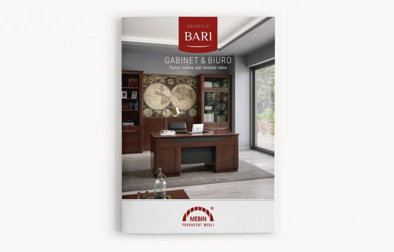Arts Meritum mebin katalog reklamowy gabinet bari 1