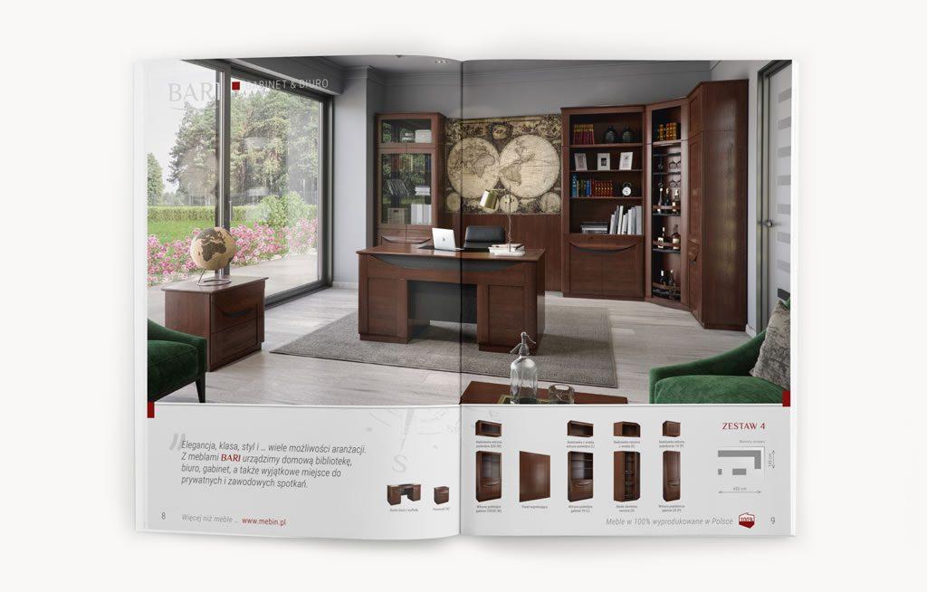 Arts Meritum mebin katalog reklamowy gabinet bari 3