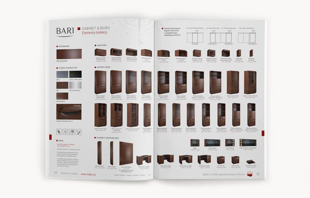 Arts Meritum mebin katalog reklamowy gabinet bari 4