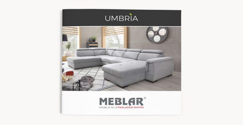 Arts Meritum meblar ulotka reklamowa umbria 1