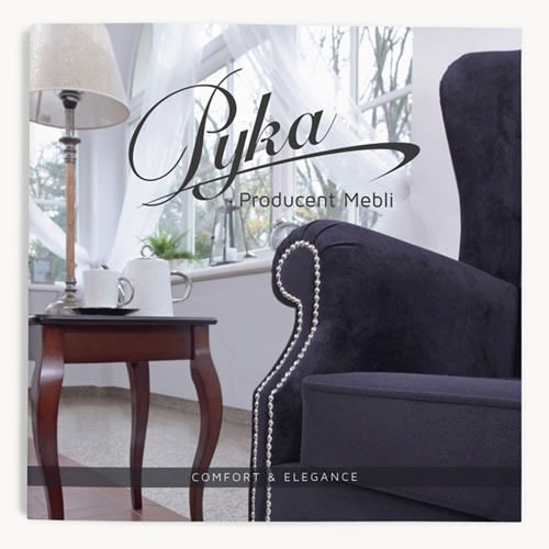 Pyka – Katalog mebli
