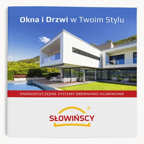 Słowińscy – ulotka reklamowa