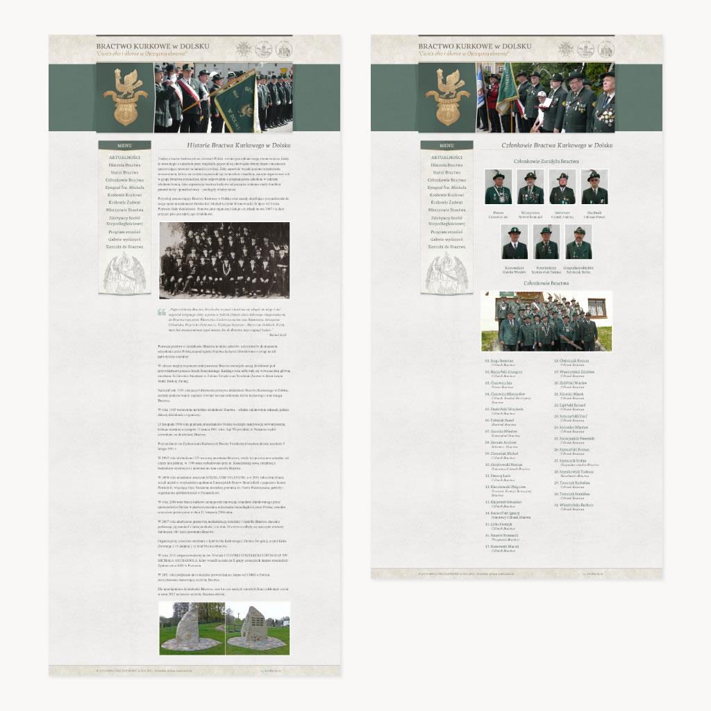 arts meritum bractwo kurkowe w dolsku strona www internetowa serwis 01