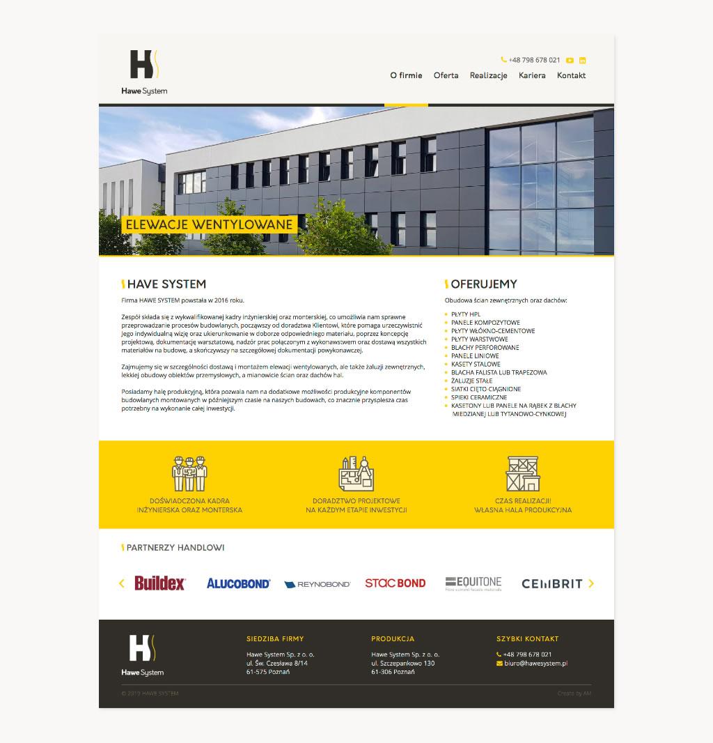 arts meritum hawe system strona www internetowa serwis 01