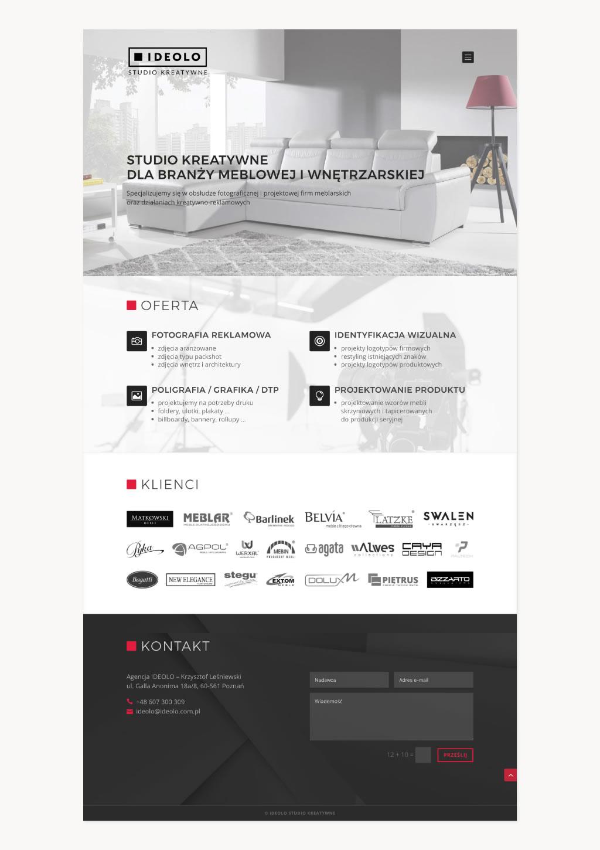 arts meritum ideolo strona www internetowa serwis 01