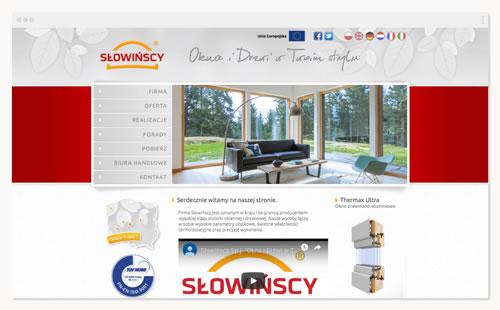 Słowińscy – witryna firmowa